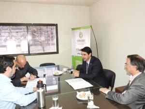 Firma de Convenio con la Subsecretaría de Trabajo de Corrientes