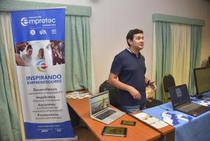 Expo Empretec 2019 en la FEC