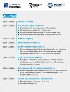 1° Encuentro de Organizaciones SBC de la Región NEA
