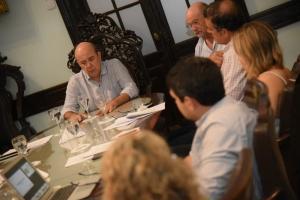 Primer Reunión de Trabajo de de la Mesa Técnica Regional