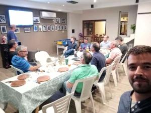 Última Reunión del año y cena del Polo IT Corrientes.