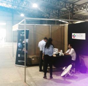 Presentes en la 3ra Edición de la EXPO GOYA TEC
