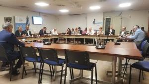 Dialogo con Diputados sobre la Ley de Economía del Conocimiento